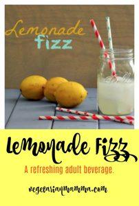 Lemonade Fizz pin