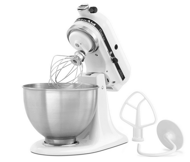 Kitchen Aid MIxer Giveaway @vegetarianmamma.com