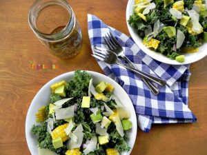 Avocado Corn Salad – the perfect salad