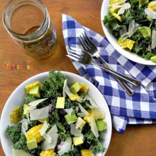 Avocado Corn Salad – the perfect salad