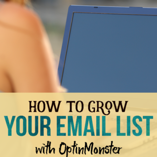 How to grow your email list with Optinmonster