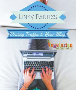 Linky Parties – Driving Traffic to your Blog