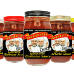 Two Fat Guys Gourmet Barbecue Sauce