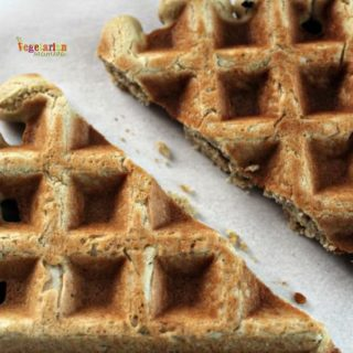 Smores Waffle Sandwiches
