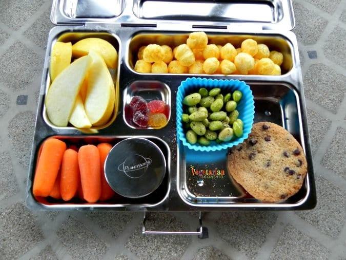 Lunch Ideas #glutenfree #BackToSchool #nutfree @vegetarianmamma.com