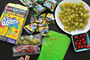 Box Tops + Special Giving Back Project