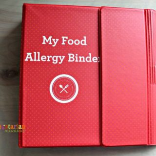 My Food Allergy Binder Review