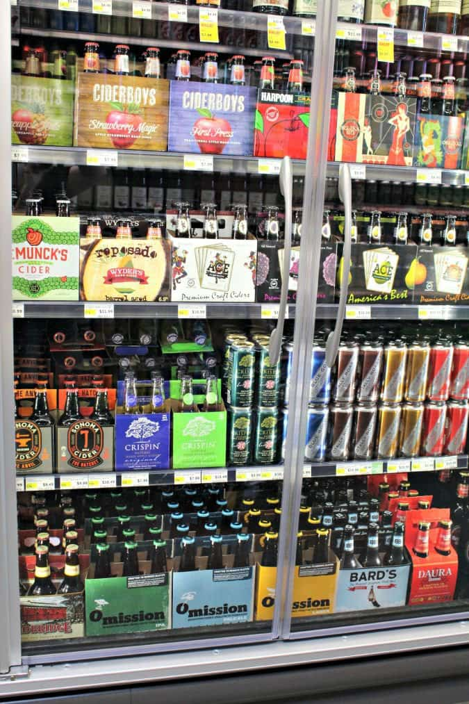 Whole Foods Easton #glutenfree #beer @vegetarianmamma.com