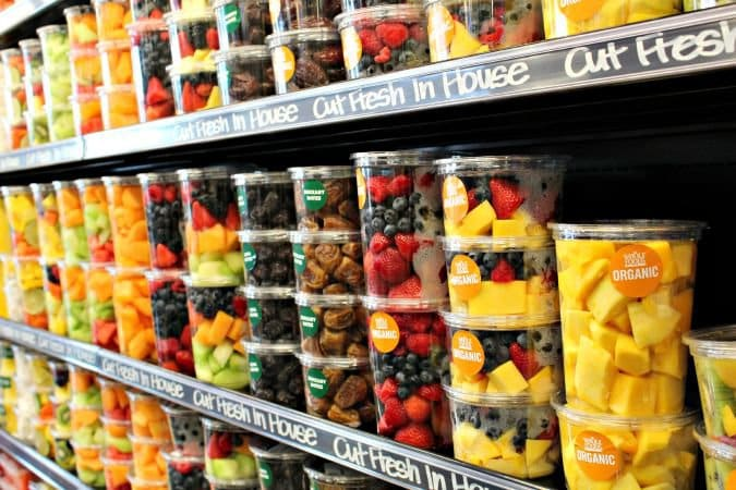 Whole Foods Market #Easton #Fruit #visitColumbus @vegetarianmamma.com