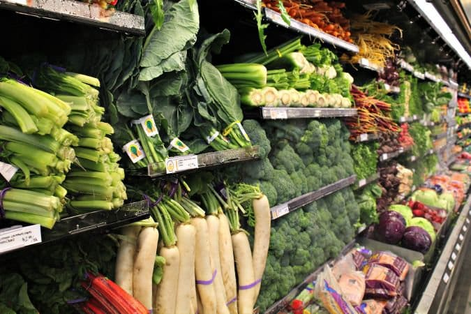 Whole Foods Market #Easton #vegetables #VisitColumbus @vegetarianmamma.com