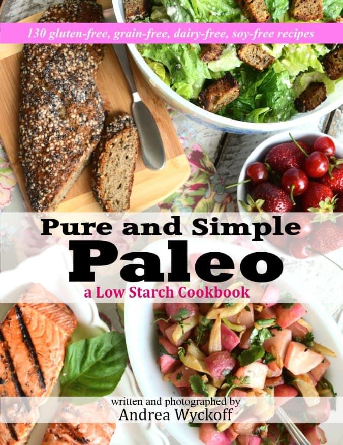 cookbook for blog post