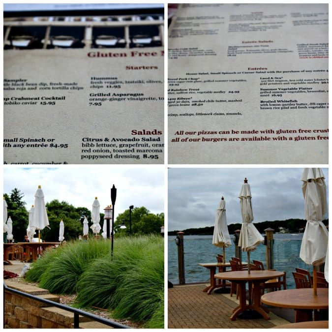 BoatWerks Waterfront Restaurant #glutenfree #gftravel @vegetarianmamma.com