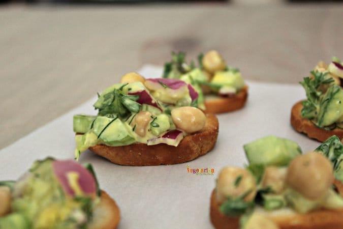 Cucumber Chickpea #Salad #glutenfree #vegan @vegetarianmamma.com