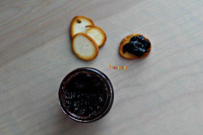Norm Farmss #Elderberry #Jam @vegetarianmamma.com