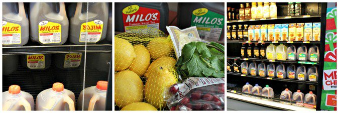 Cranberry Mint Tea @VegetarianMamma.com #glutenfree #beverage #drink #holiday #milo