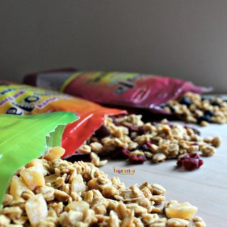 I.M. Healthy Granola is a gluten-free, peanut-free, tree nut-free snack that is perfect for the entire family