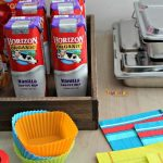 Making Packed Lunches Easy – Thanks Horizon!