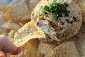 Taco Cheese Ball – the perfect appetizer for your next gathering