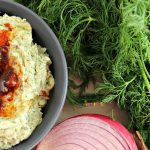 White Bean Dip with fresh dill