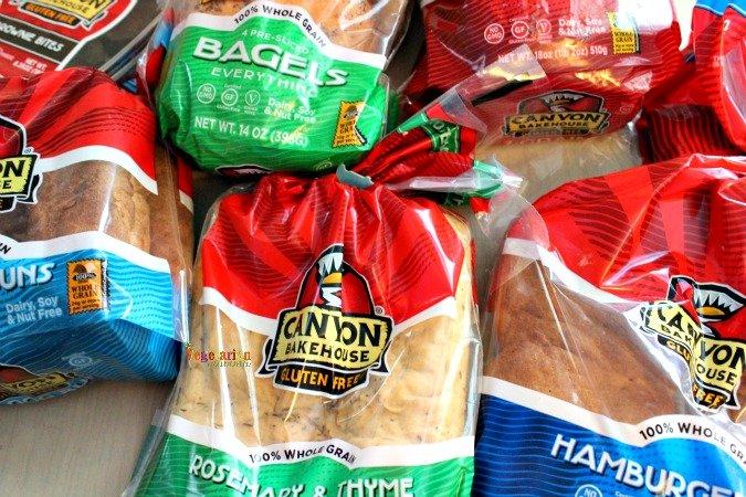 Canyon Bakehouse @vegetarianmamma.com #glutenfree #nutfree