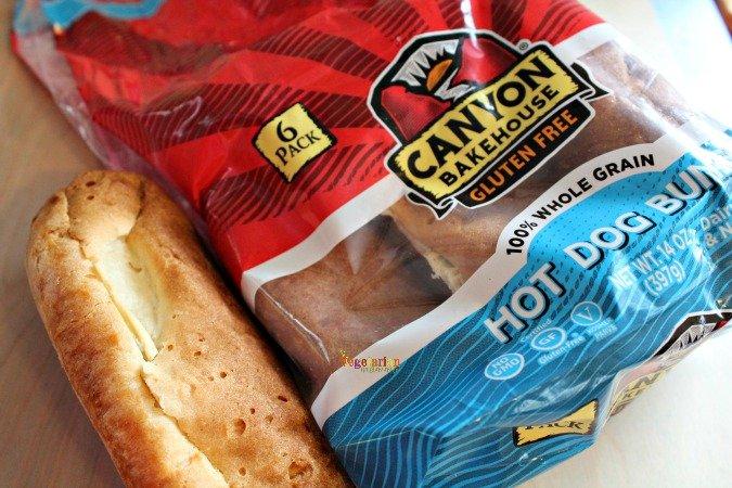 Canyon Bakehouse @vegetarianmamma.com #hotdogbun