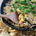 Cheesy Rice Skillet