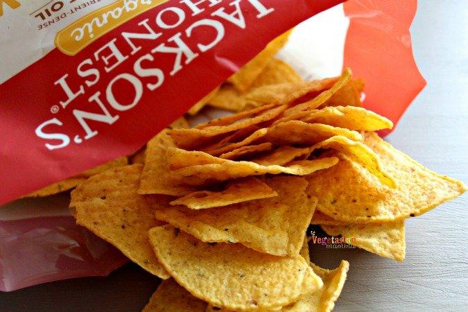 Jacksons Honest Chips @vegetarianmamma.com #tortilla