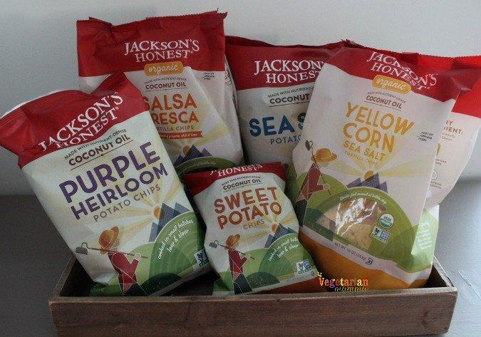 Jacksons Honest Chips @vegetarianmamma.com