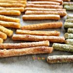 Veggie Fries – a tasty veggie snack!