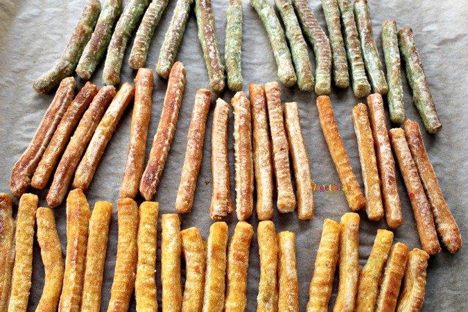 Veggie Fries Review @vegetarianmamma.com #fries #veggies
