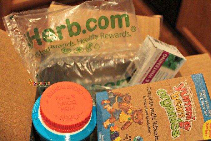 iherb.com #review @vegetarianmamma.com