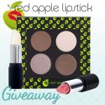 Red Apple Lipstick Giveaway – February Celebration Month