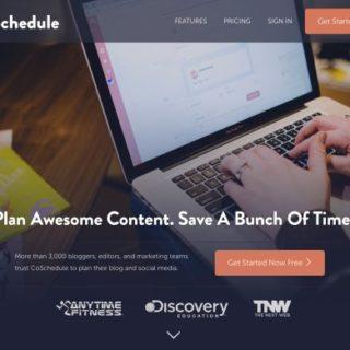 CoSchedule – My Secret Blogging Tool