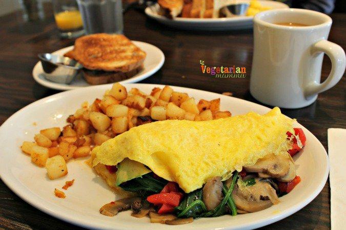 Rosies Restaurant #Indiana Review @vegetarianmamma.com