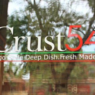 Crust 54 – gluten-free deep dish pizza in Michigan