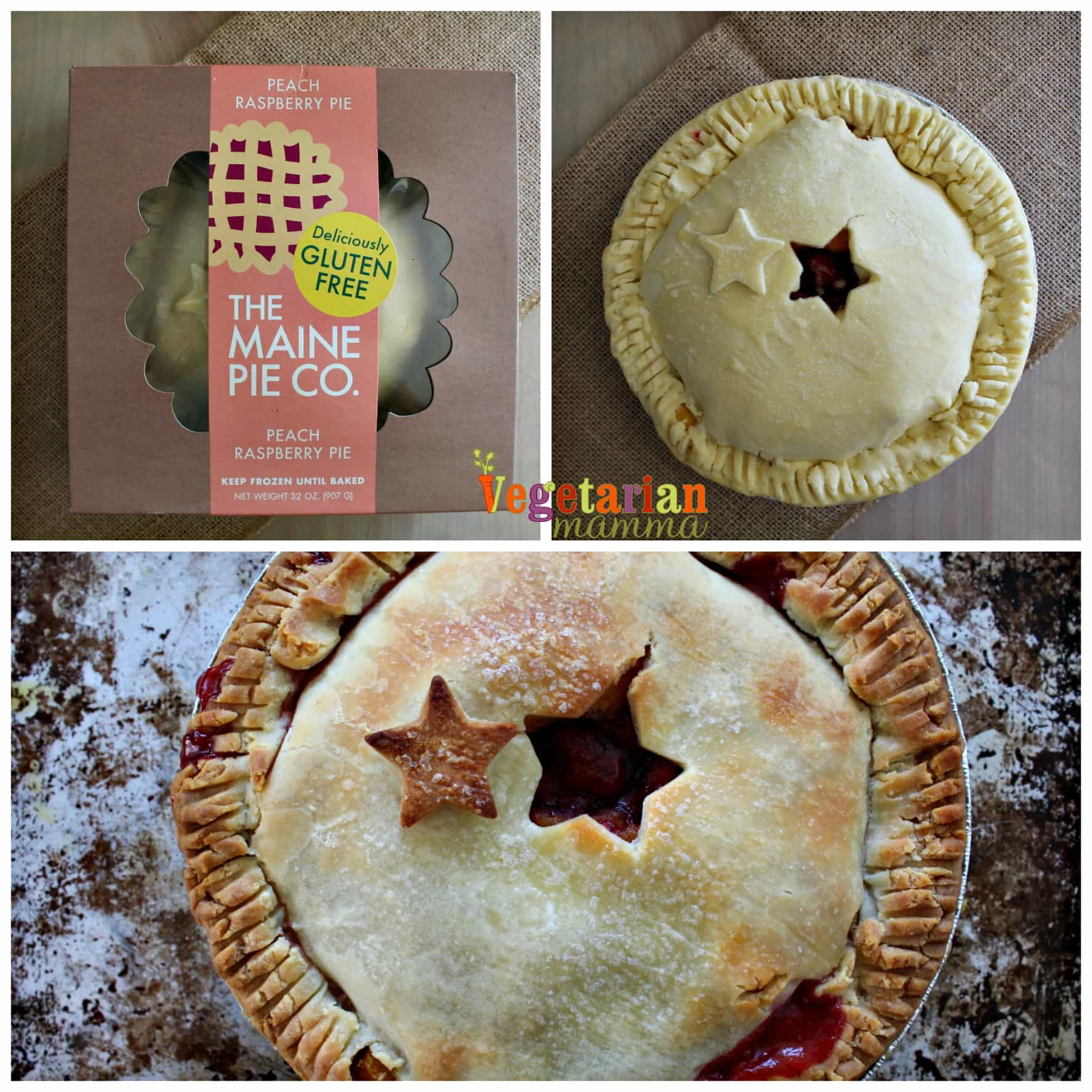 5 Ways to a Gluten-Free Mothers Day @Vegetarianmamma.com - Delicious Maine Pie Company
