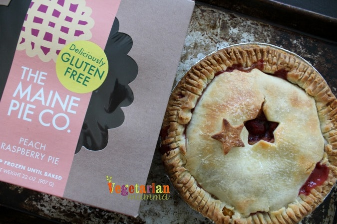 5 Ways to a Gluten-Free Mothers Day @Vegetarianmamma.com - Maine Pie Co