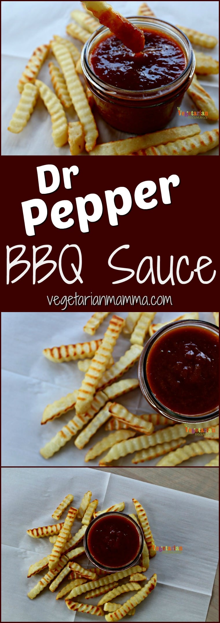 This mouthwatering Dr Pepper BBQ Sauce is perfect for dipping and is ...