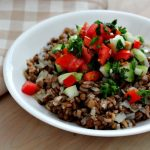 Judara – Our take on middle eastern lentils and rice
