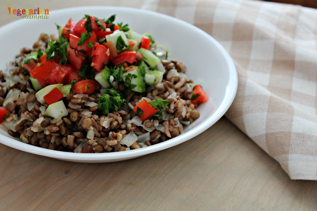 Judara gluten-free and vegan dinner recipe from Vegetarian Mama