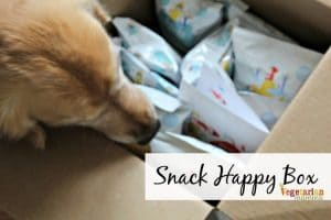 Snack Happy Boxes – a monthly dose of extra happiness