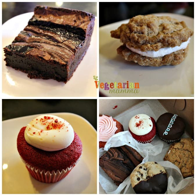 Annie Mays Sweets Cafe - @Vegetarianmamma.com - Travel - Kentucky - Desserts