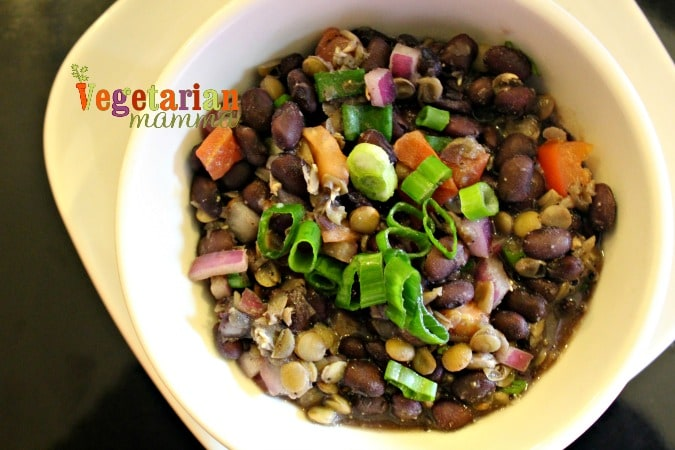 Annie Mays Sweets Cafe - @Vegetarianmamma.com - Travel - Kentucky- Lentils and Beans