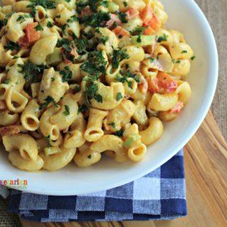 Chipotle Macaroni Salad – the perfect side dish