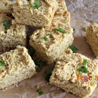 Jewels Gluten Free Review @Vegetarianmamma.com - Cornbread