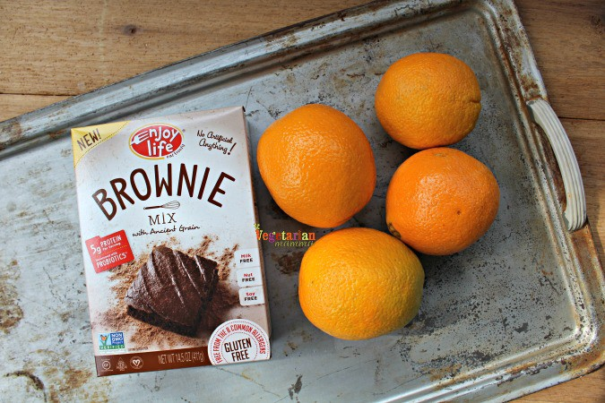 Gluten Free Campfire Brownies