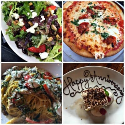 Gluten Free Food - Gervasi Vineyard