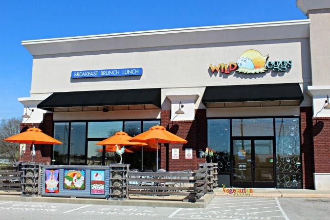 Wild Eggs @Vegetarianmamma.com - The location