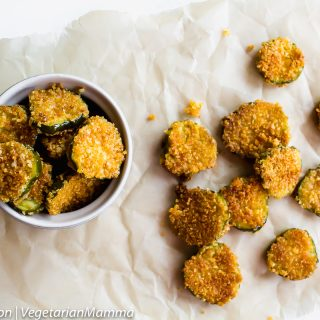 Gluten Free Fried Pickles