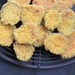 Gluten Free Fried Pickles